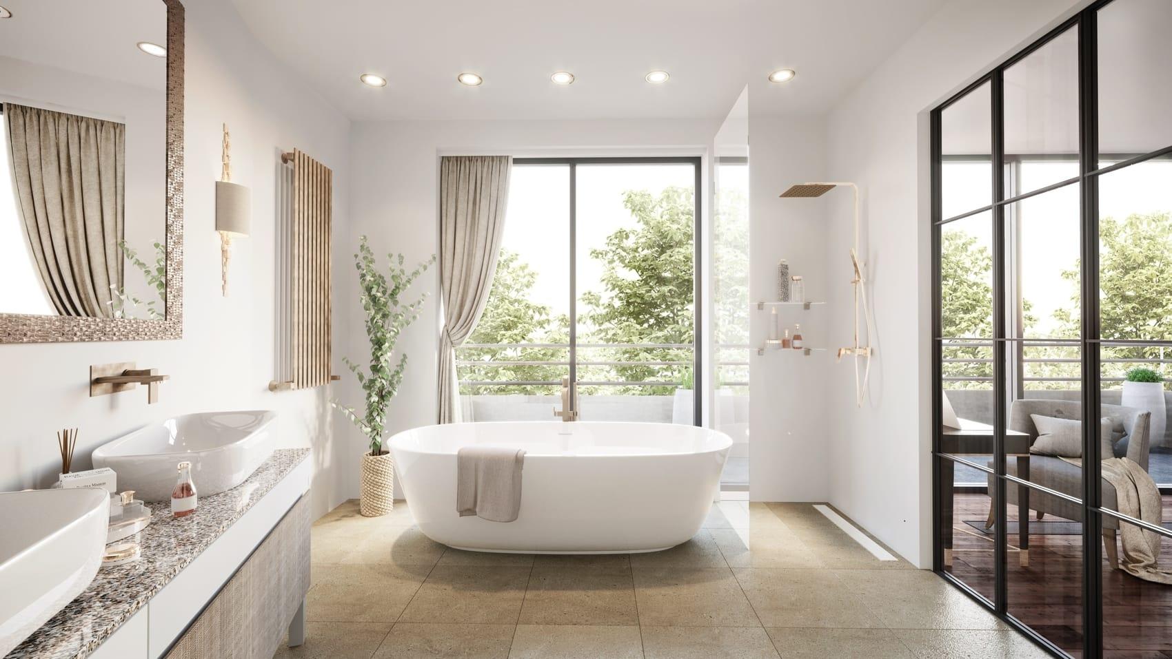 Villa Saska galeria łazienka skompresowane